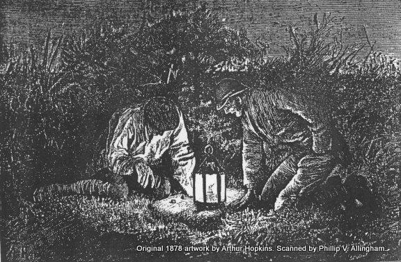 Thomas Hardy's 1878 novel The Return Of The Native