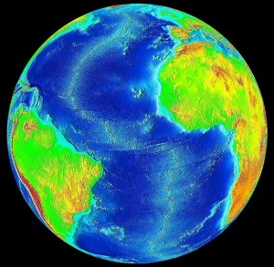 This image is in the public domain because it is a screenshot from NASA's globe software World Wind using a public domain layer, such as Blue Marble, MODIS, Landsat, SRTM, USGS or GLOBE.