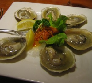 New Zealand Bluff Oysters