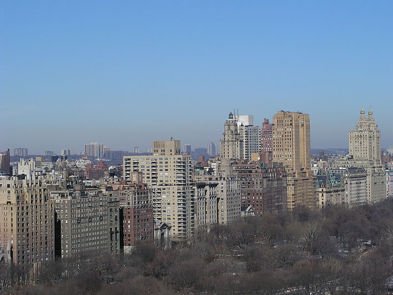 New York City and Central Park