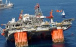 Thunder Horse Oil Platform Sinking
