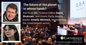 The future of the planet – in whose hands?
